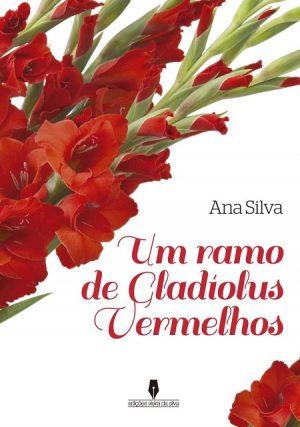 Um Ramo de Gladiolus Vermelhos