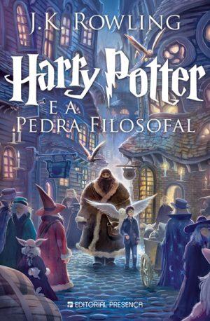 Harry Potter e a Pedra Filosofal – Nº 1
