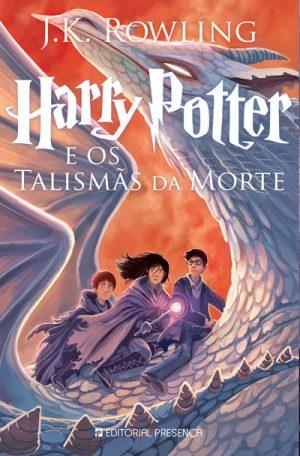 Harry Potter e os Talismãs da Morte – Nº 7