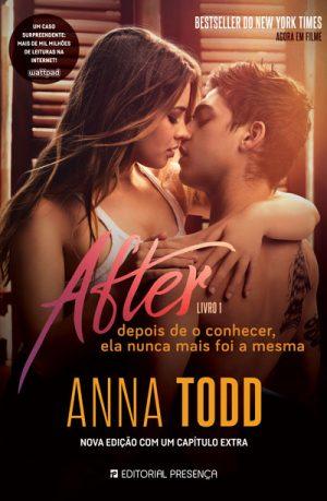 After – Livro 1 – Depois de o Conhecer