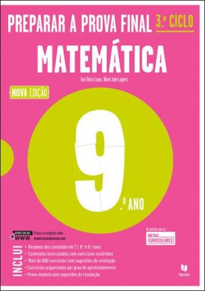 Preparar a Prova Final – Matemática 9.º Ano