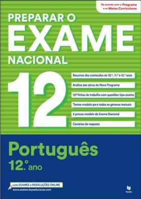 Preparar o Exame Nacional – Português 12º Ano