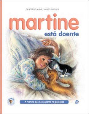 Martine está Doente – Nº 5