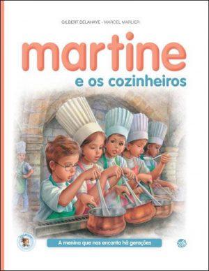 Martine e os Cozinheiros – Nº 8