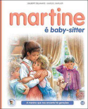 Martine é Baby-Sitter – Nº 13