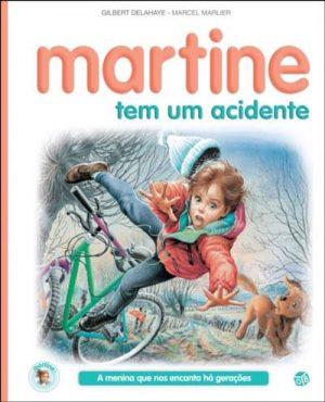 Martine tem um Acidente – Nº 17