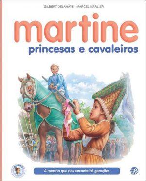 Martine, Princesas e Cavaleiros – Nº 24