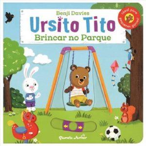 Ursito Tito – Brincar no Parque