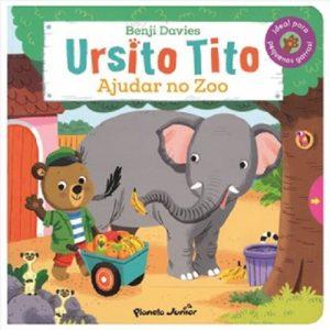 Ursito Tito – Ajudar no Zoo