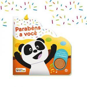 Panda: Parabéns a Você – Livro de Histórias