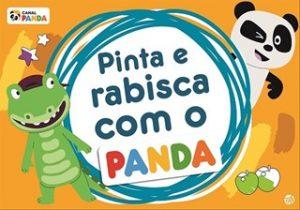 Pinta e Rabisca com o Panda