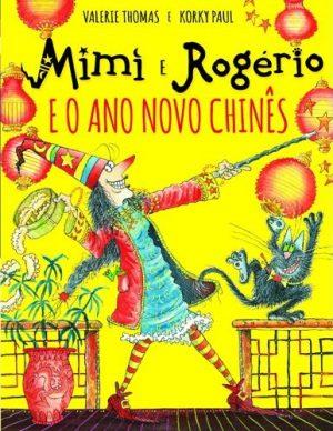 Mimi e Rogério e o Ano Novo Chinês