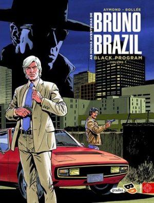 As Novas Aventuras de Bruno Brazil – Black Program, Vol. 1