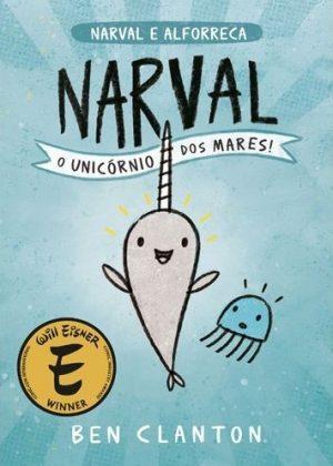Narval, o Unicórnio dos Mares!