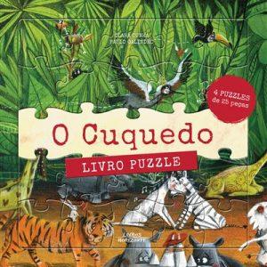 O Cuquedo – Livro Puzzle