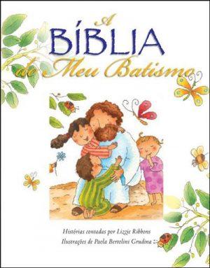 A Bíblia do Meu Batismo