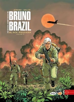 As Novas Aventuras de Bruno Brazil – Black Program, Vol. 2