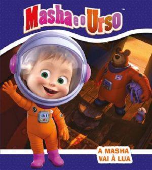 Masha e o Urso – A Masha Vai à Lua