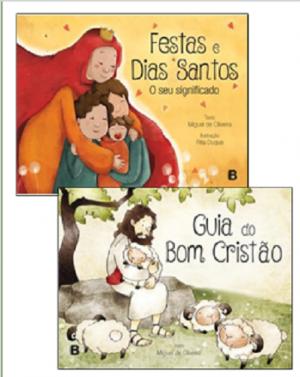 Festas e Dias Santos + Guia do Bom Cristão (Pack 2 Livros)