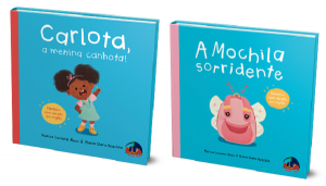Carlota, A Menina Canhota | A Mochila Sorridente