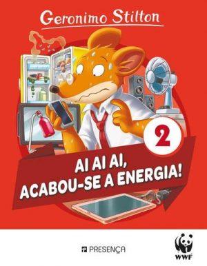 Ai Ai Ai, Acabou-se a Energia!