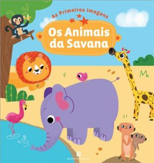 Os Animais da Savana